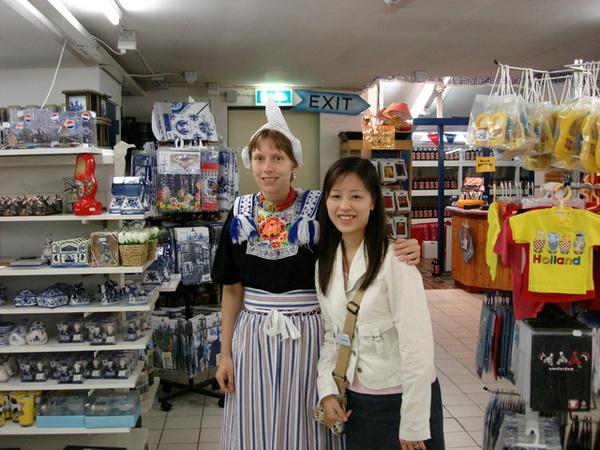 荷蘭傳統服飾
