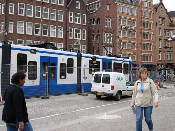 荷蘭市區電車