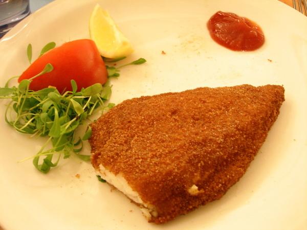 中餐--魚排