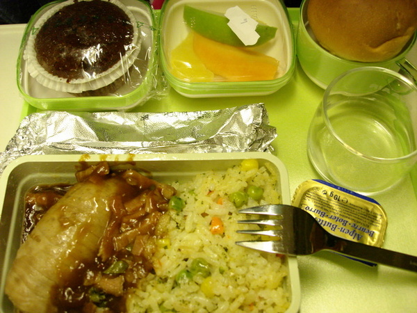 機上第二餐