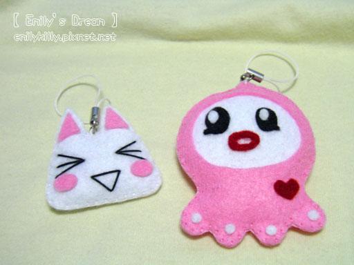 TORO貓&MOS章魚!!