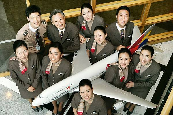 Asiana Airlines stewardess_08