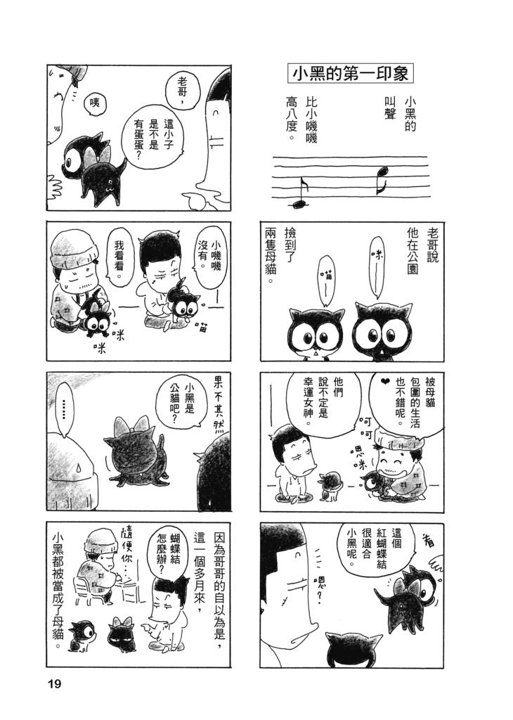 0502為什麼貓都叫不來-單頁 19
