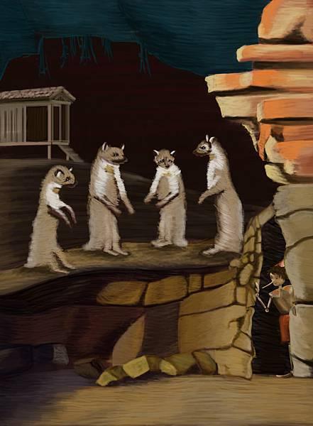 皮諾丘與黃鼠狼