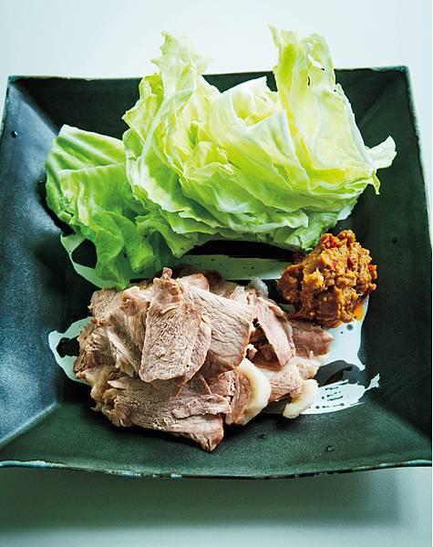 P15-新高麗菜與味增豬肉片