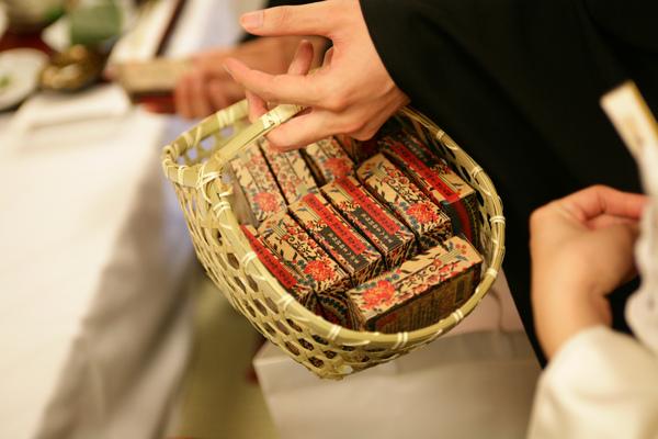 發放送客小禮,台灣漢聲巷的台灣茶小禮盒