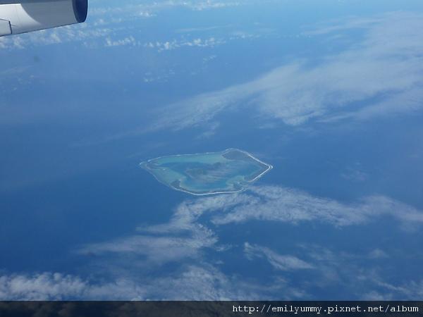 發現波利尼西亞諸多小島之一