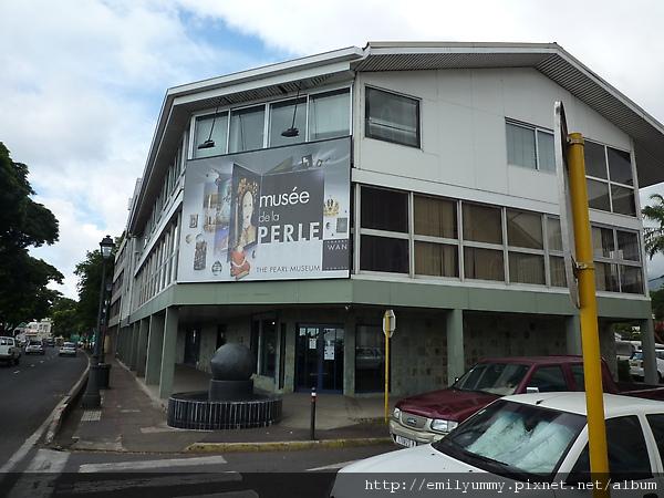 這是當地大名鼎鼎,最高級的黑珍珠店,設有黑珍珠博物館
