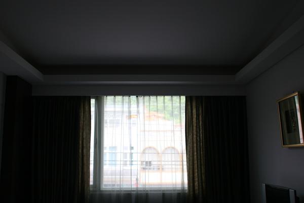 早上十點的房間