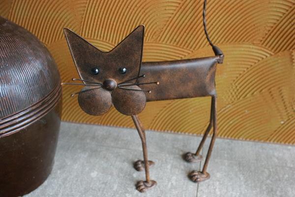 這是貓咪,應該看的出來吧!