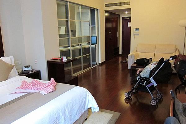 IMG_5245 房間很乾淨舒適