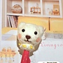 艾瑪的羊毛氈作品-可愛小熊筆套^^.jpg