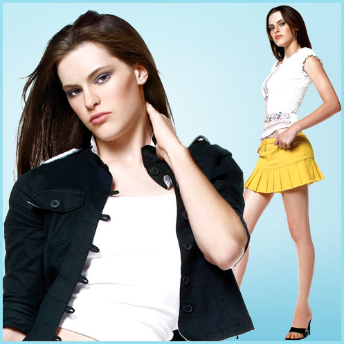 1.Michelle Deighton(7)