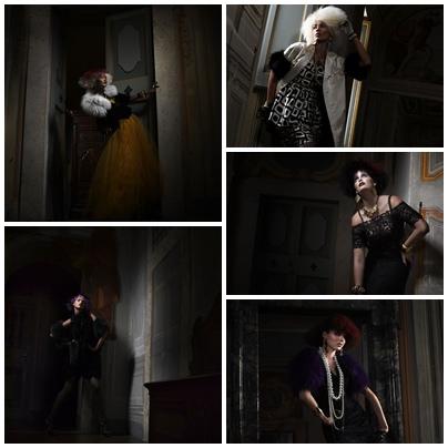 11.羅馬女裝設計師