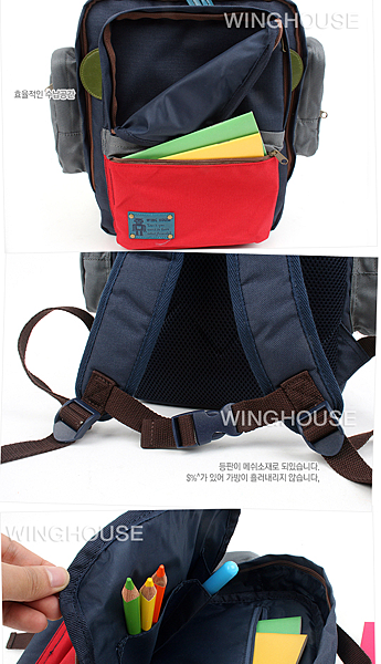 機器人造型背包2