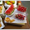 西瓜與櫻桃與草莓