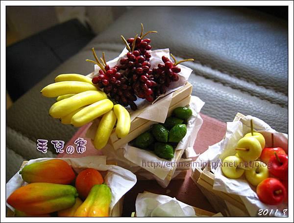 葡萄與檸檬與香蕉