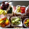 袖珍水果攤近照1