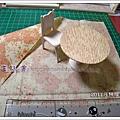袖珍蛋糕店-桌布與抱枕製作(DAY4)