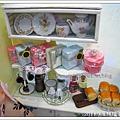 袖珍蛋糕店-禮盒瓷器展示與準備區(最終回)