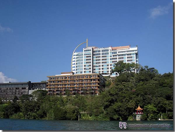 日月潭超高級飯店之一:日月行館