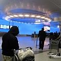 美國Day1(25)終於到了機場大廳嚕