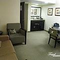 美國Day1(40)-美式房間~空間很大!分為兩廳~