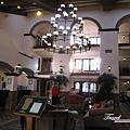 美國Day2上午(10)-早上的飯店大廳