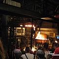 美國Day2下午(48)BACKDRAFT,賣座電影(烈火雄心)的烈火特效及溫度高達上萬度的煙火場景