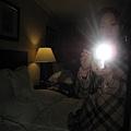 美國Day3白天(03)黑暗中一點光~XD~藝術照的FU