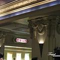 美國Day3白天(32)飯店的牆柱精美雕花