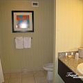 美國Day3白天(47)房間廁所還算大間乾淨