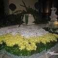 美國Day3晚上(45)又到了另一間酒店~這間的特色是到處裝飾著鮮花~.jpg