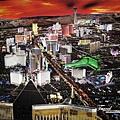 美國Day5(01)拉斯維加斯的夜景!我照的唷!!哈~.jpg