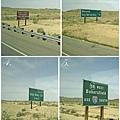 美國Day5(47)坐車太無聊~所以就來練練車上照路牌的技術XD~~我很厲害吧!!.jpg