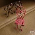 袖珍歐風鐵椅2