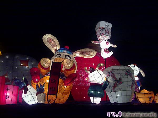 2011燈會16-周邊花燈