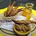 2010/9袖珍酵母麵包2