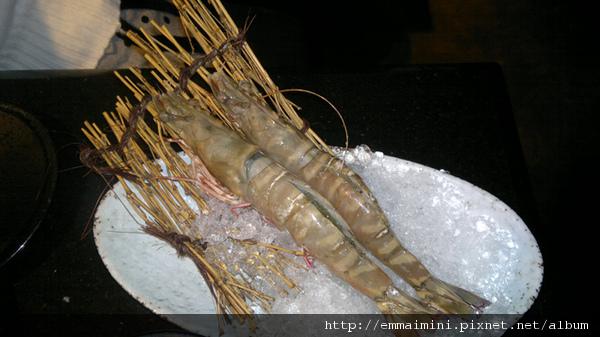 汶萊大蝦(生日贈送的)