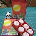 2008袖珍中秋月餅2