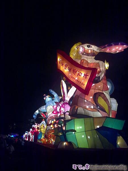 2011燈會20-周邊花燈