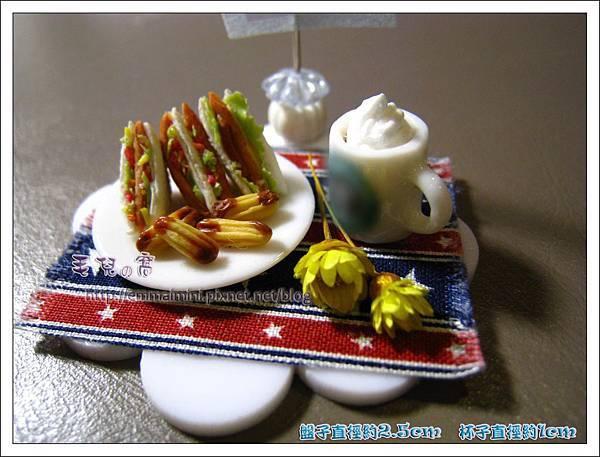 2011/5袖珍三明治早餐MEMO夾特寫