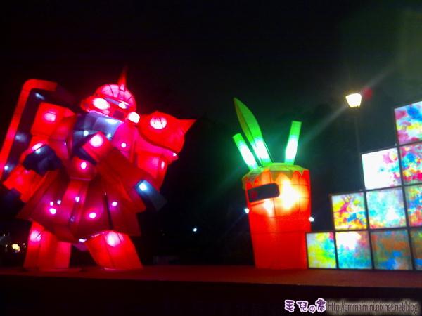 2011燈會13-周邊花燈