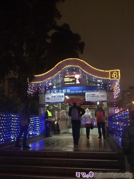 2011燈會22-捷運站