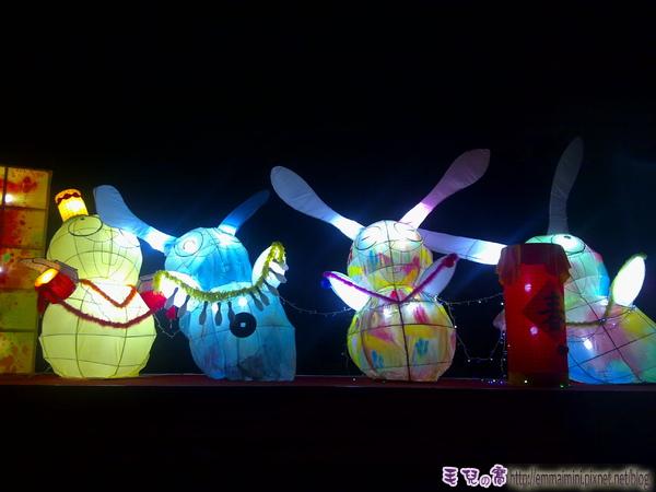 2011燈會12-周邊花燈