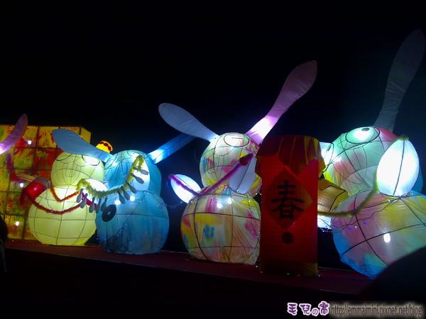 2011燈會11-周邊花燈