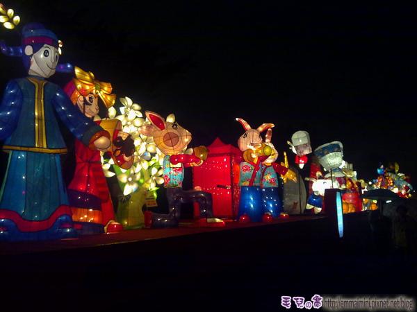 2011燈會14-周邊花燈