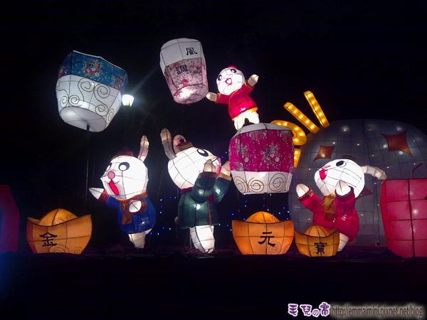 2011燈會15-周邊花燈