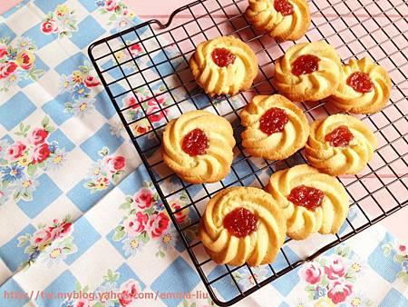蜜桃奶酥餅乾