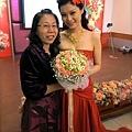新娘與媽媽